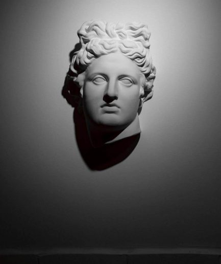 apollo plaster head