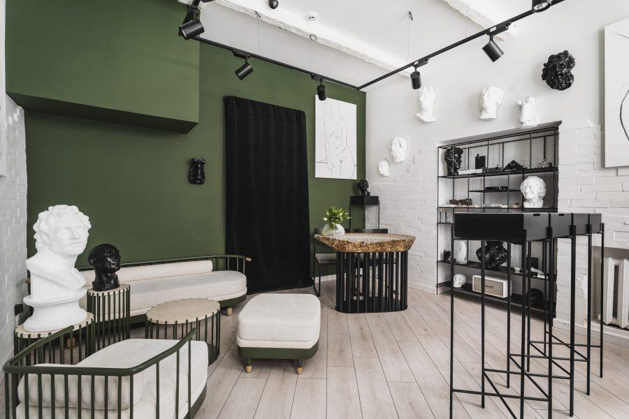 rostudio concept store studio