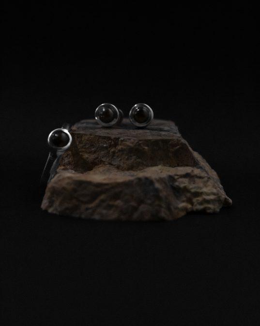 5 mm pērļu auskari